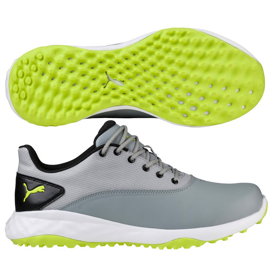 Giày golf GRIP FUSION Men's Shoes 189425 04 | PUMA