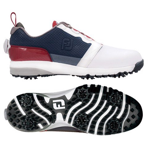 Giầy golf nam CONTOUR FIT BOA 54109 Extra Wide | FootJoy