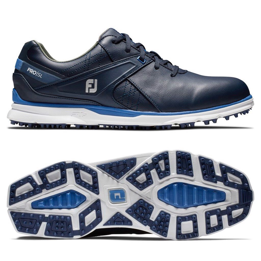 Giày golf nam FJ PRO SL 53812S Spikeless | FootJoy