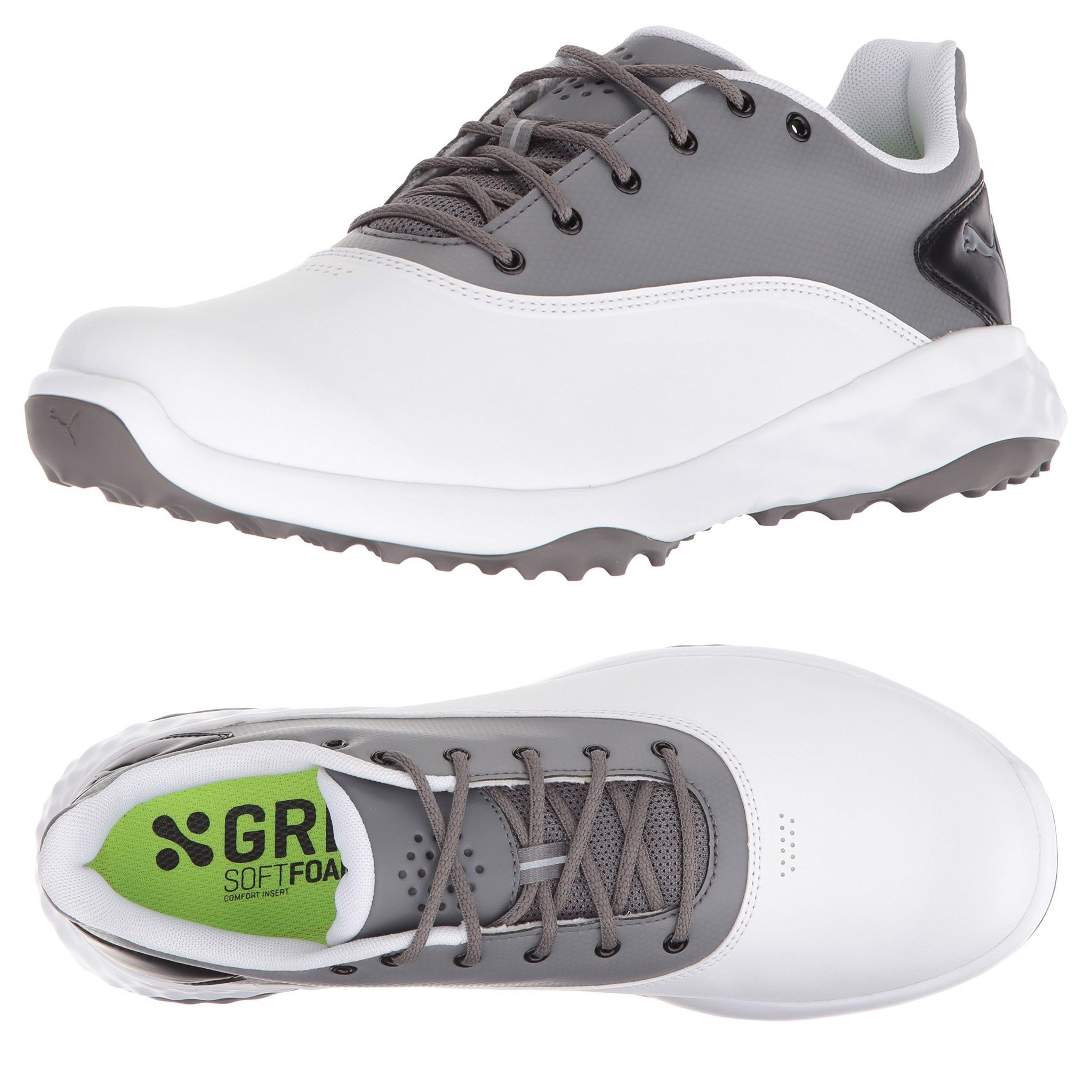 Giày golf nam GRIP FUSION Men's Shoes 189425 03 | PUMA