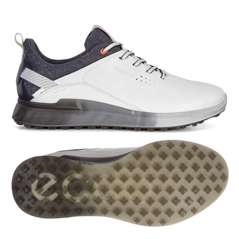 Giày golf nam S-THREE 10290401007 MAGNET | ECCO
