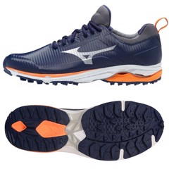 Giày golf nam WAVE CADENCE SPIKELESS 51GM197014 | Mizuno