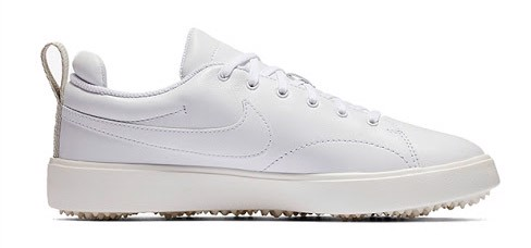 Giày golf nữ COURSE CLASSIC (Wide) 904675-100 | Nike [SALE]