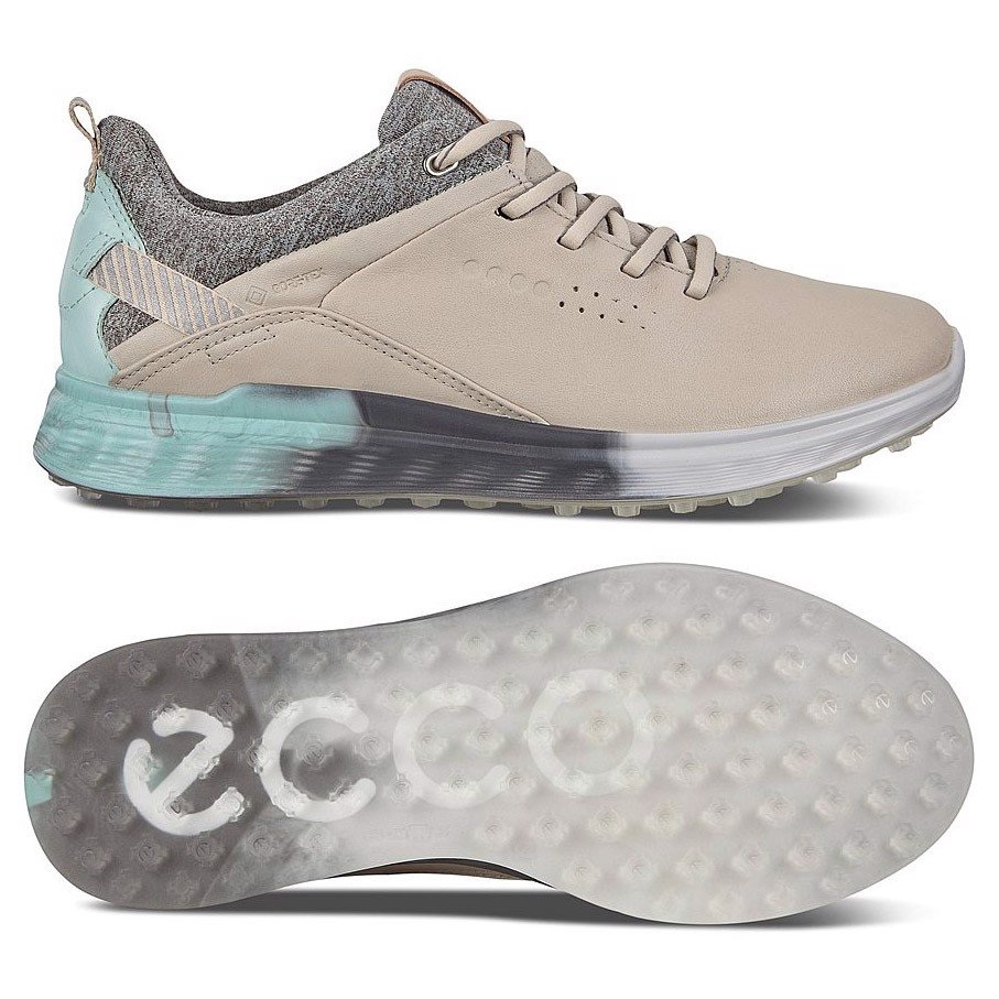 Giày golf nữ S-THREE 102903-01163 GRAVEL | ECCO