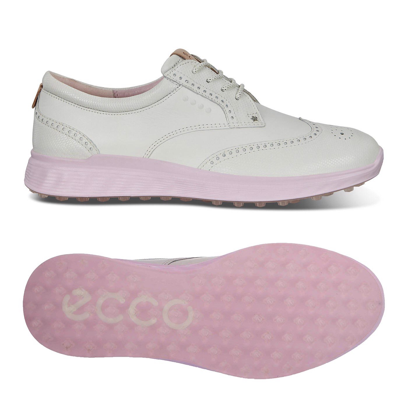 Giày golf nữ Spikeless S-Classic 102703-01007 | ECCO