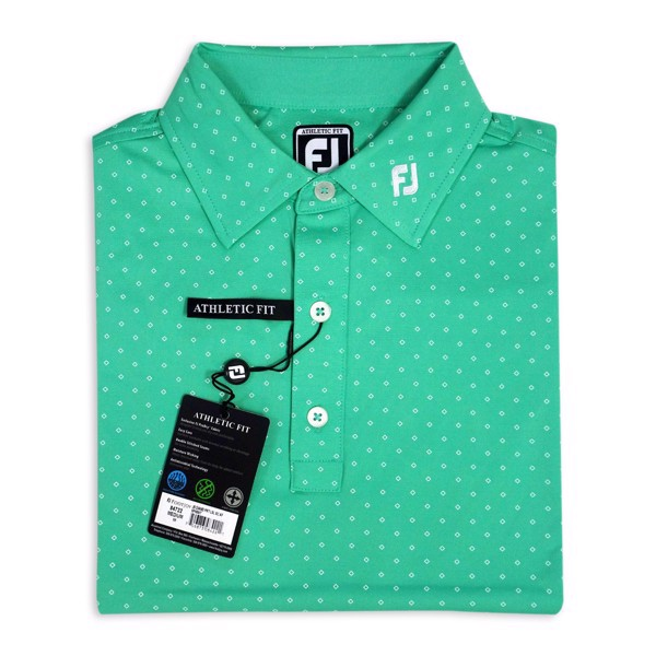 Áo golf Diamond Prink Lisle 84722 | Footjoy