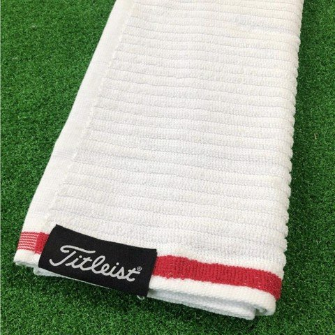 Khăn treo túi golf TOUR STAFF TOWEL TA9TSTWL | Titleist