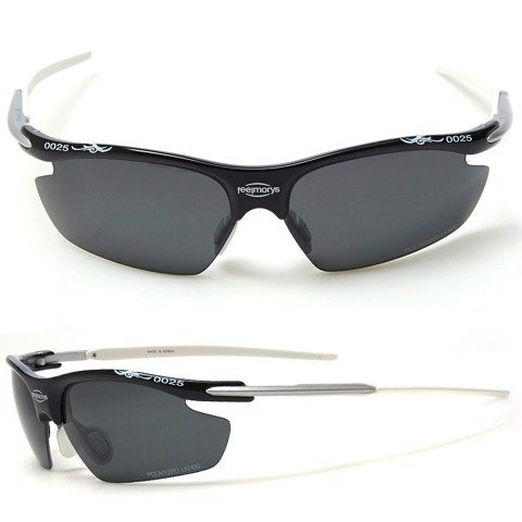 Kính Polarized UV400 0025P BLACK/ WHITE | FeelMorys