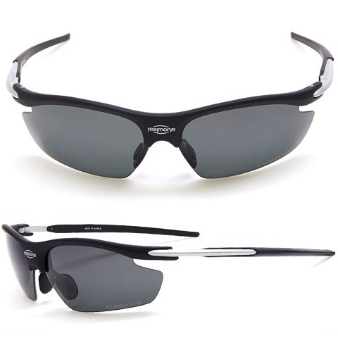 Kính Polarized UV400 025P BLACK | FeelMorys