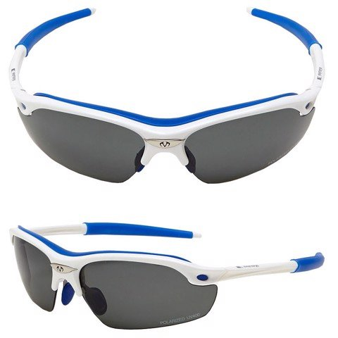 Kính Polarized UV400 040P WHITE/BLUE | FeelMorys