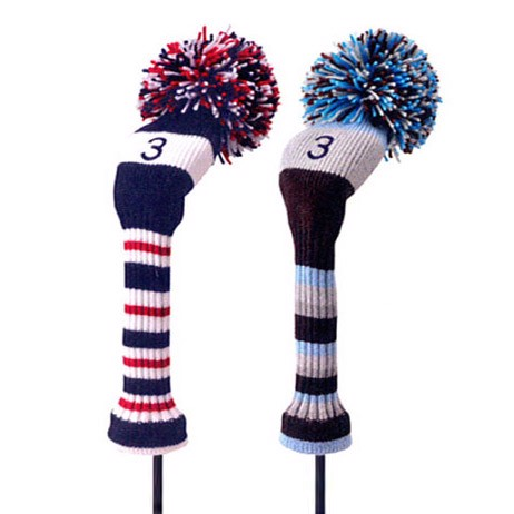 Cover gậy golf Fairway 081 Knit Head Cover Wood#3  | DAIYA