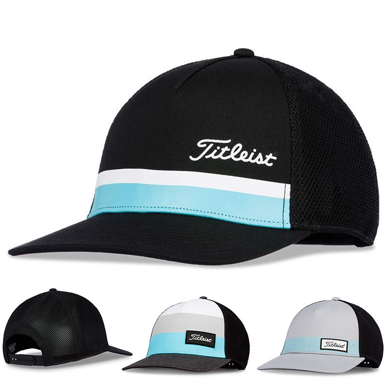 Nón golf SURF STRIPE AQUA TH9ASRFA-P03 | Titleist