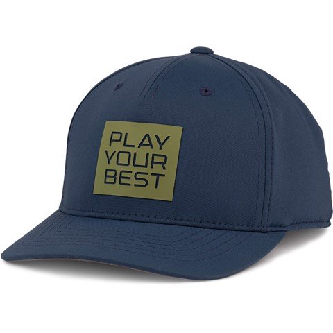 Nón kết nam Play Your Best Snapback 35554-102 | PING
