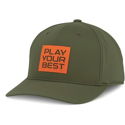 Nón kết nam Play Your Best Snapback 35554-103 | PING