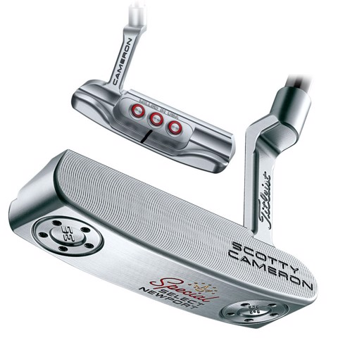 Gậy putters Scotty Cameron Special Select Newport 2020 | Titleist