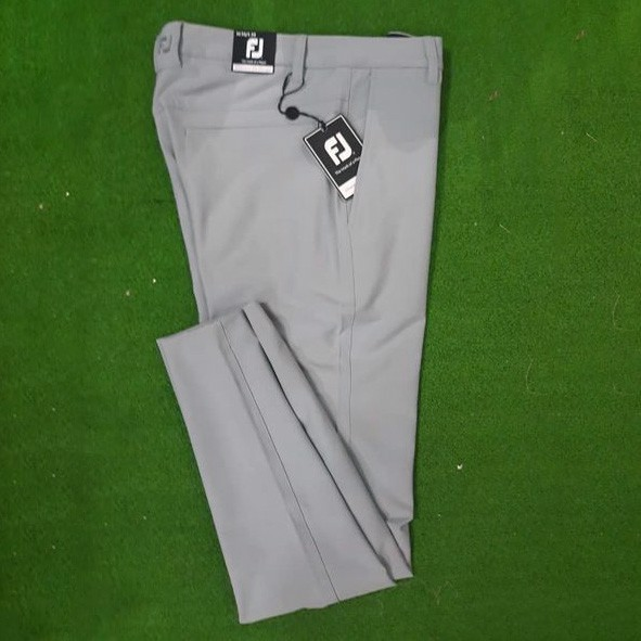 Quần dài nam LIGHTWEIGHT STRETCH TOUR FIT 86429 Xám | FootJoy