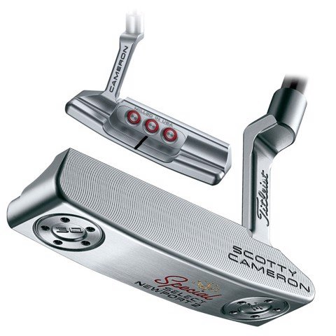 Gậy putters Scotty Cameron Special Select Newport 2 2020 | Titleist
