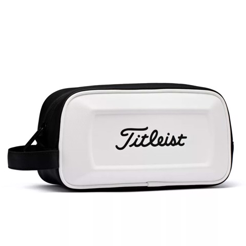 Túi cầm tay SIMPLE ATHLETE POUCH TA21SAPK-10 BLK/WHT | Titleist