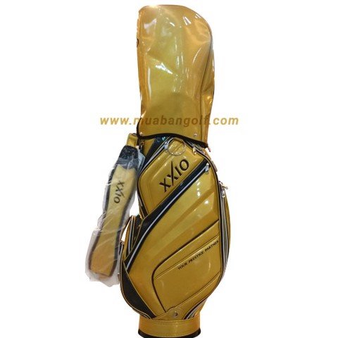 Túi gậy golf CADDIE CART BAG X LIMITED EDITION GOLD | XXIO