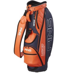 Túi gậy golf CB-U212 BICOLOR ORANGE/NAVY 35544-04 | PING