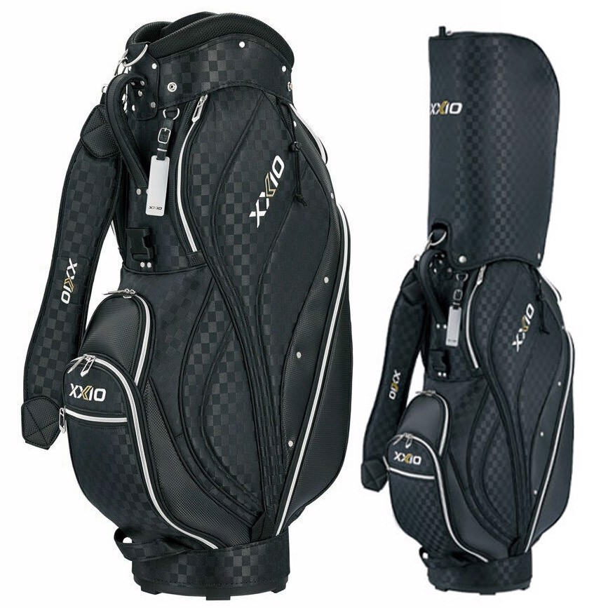 Túi gậy golf GGC-X111 Black CHECK | XXIO