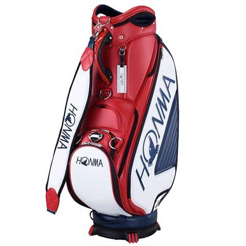 Túi gậy golf PRO CADDY BAG CB12001 RED/NAVY | HONMA