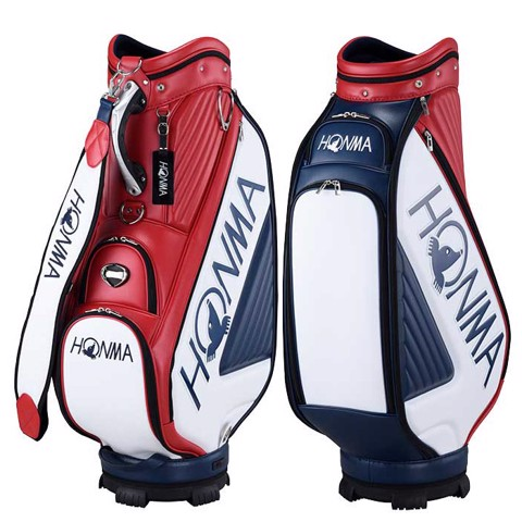 Túi gậy golf PRO REPLICA MODEL CB12003 RED/NAVY | HONMA