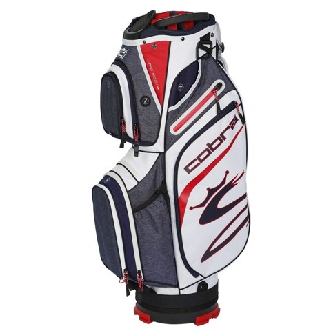 Túi gậy golf Ultralight Cart Bag 14-khoang 909403 06 | Cobra