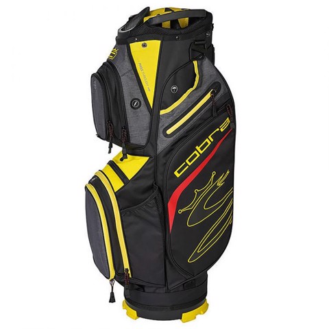 Túi gậy golf Ultralight Cart Bag 14-khoang 909403 07 | Cobra