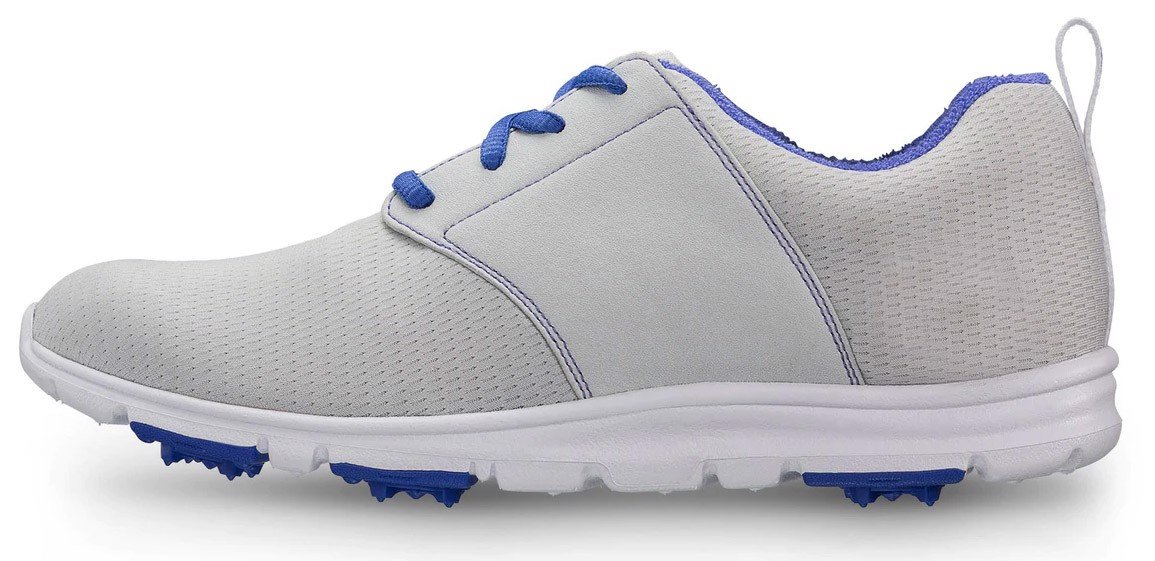 Giày golf nữ HF ENJOY LT GREY/PERIWINKLE 95708 Wide | FootJoy