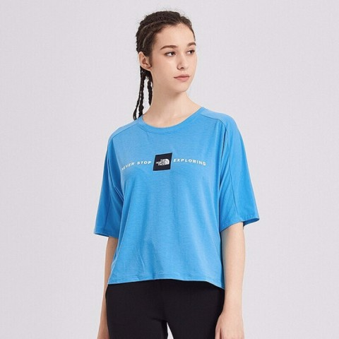 The North Face - Áo thun Nữ Top Women Workout Novelty S/S NF0A4