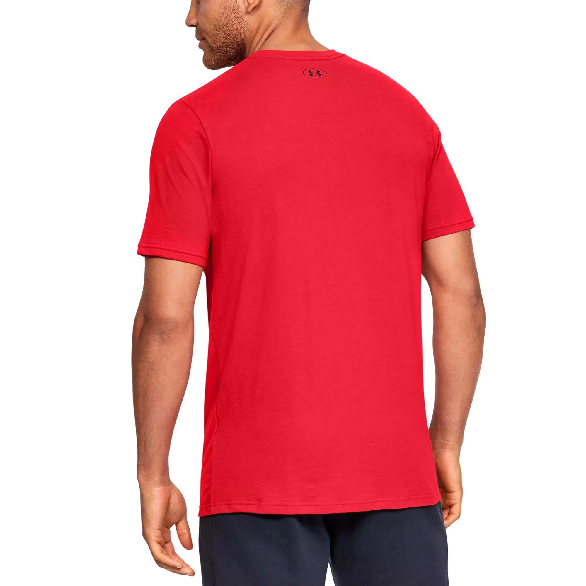 Under Armour - Áo thun nam Tee Foundation Top Training SS21-1326