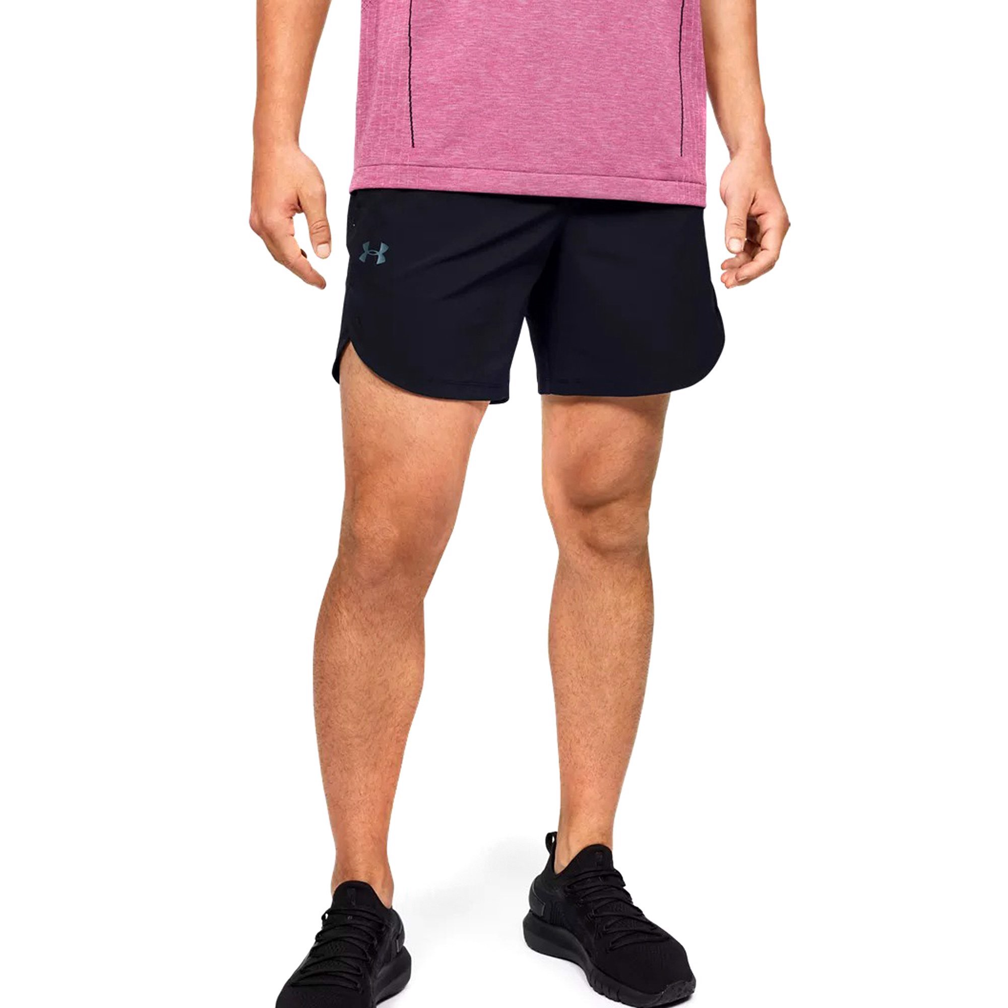 Under Armour - Quần ngắn nam Stretch-Woven Shorts Training SS21-1351