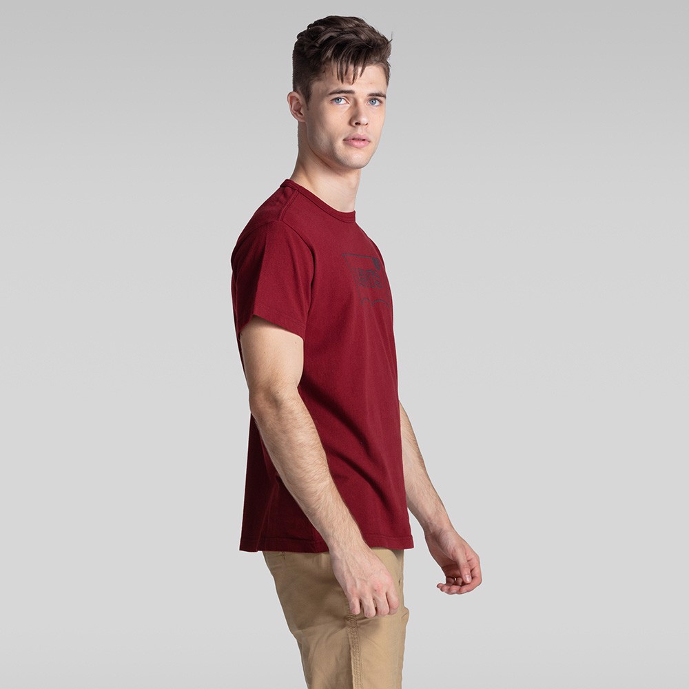 Levi's - Áo thun nam Mighty Graphic Tee Men Levis MI-0029