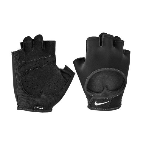Nike - Găng tay thể thao nữ Wn'S Gym Ultimate Fitness Gloves Blk/White S EQ-N.10