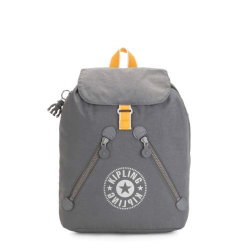 Kipling - Ba lô Fundamental Dark Carbon BA21-949X