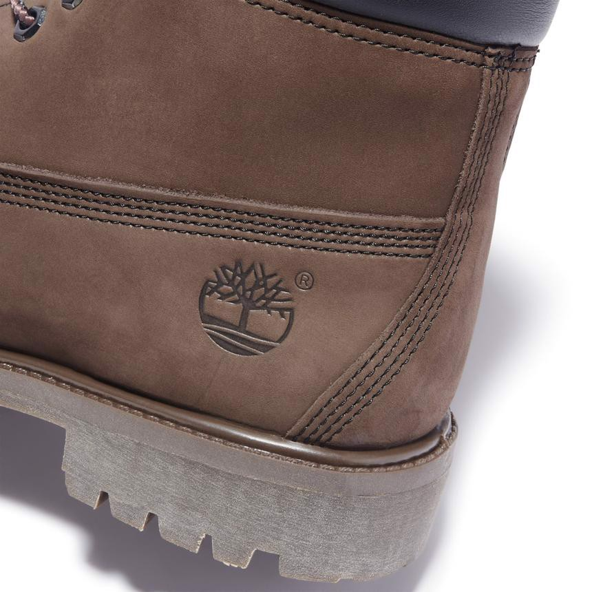 Timberland - Giày da Nam 6In Premium Water Proof Leather TB21-5001