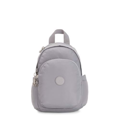 Kipling - Ba lô Delia Mini Natural Grey BA21-6R94