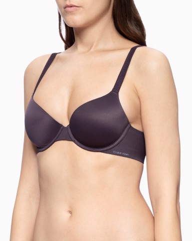 Calvin Klein - Áo ngực Nữ CK Lightly Lined Pc Liquid Touch Bra Womens 82AD-LI