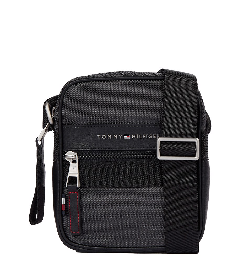 Tommy Hilfiger - Túi đeo chéo nam Elevated Nylon Mini Reporter AM21-HP29
