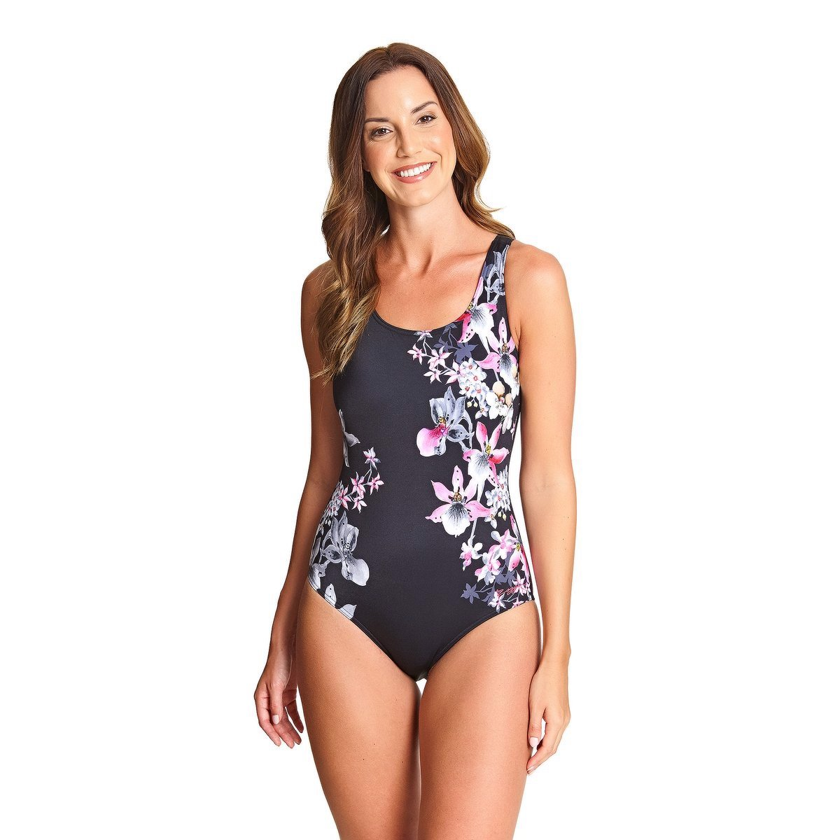 Zoggs - Đồ bơi nữ Serenity Scoopback Swimming SS21-4623