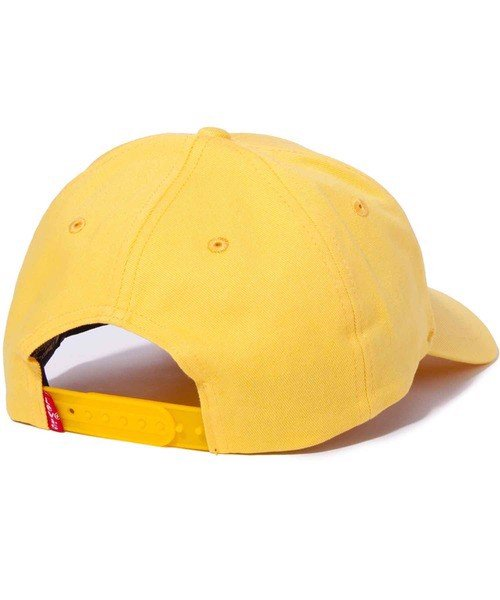 Levi's - Nón nam Mid Batwing Cap Medium Yellow Men Levis MI-0304