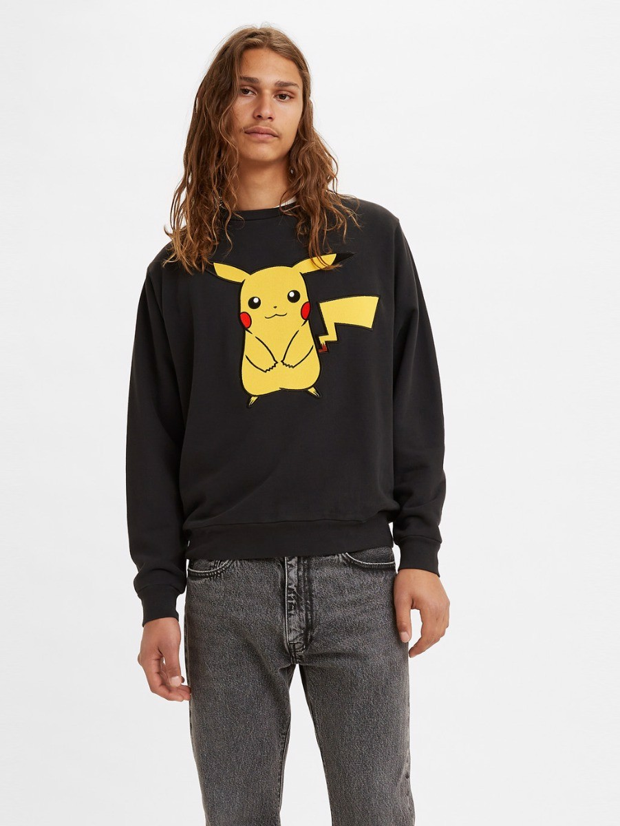 Levi's - Áo tay dài nam Regular Men Pokemon Go Collection LS21-9253