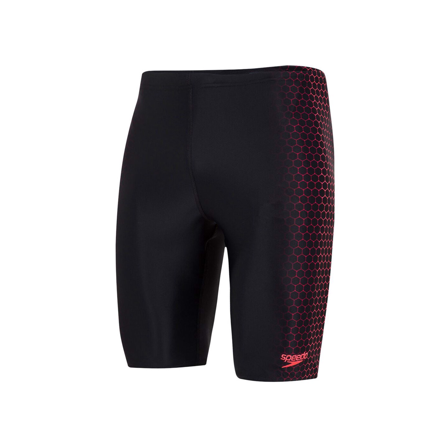 Speedo - Đồ bơi nam Speedo Placement Jammer Black Red Swim SS20-8125