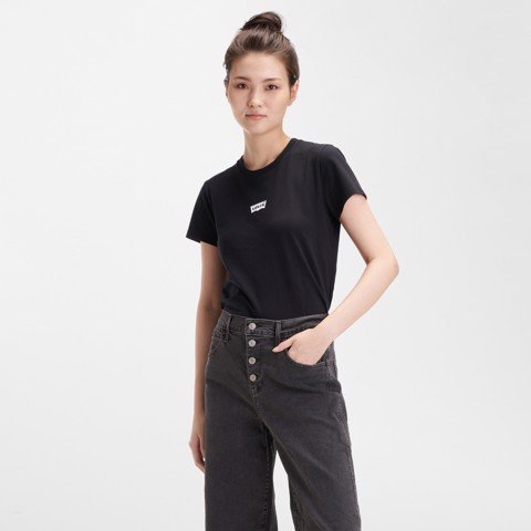 Levi's - Áo thun nữ The Perfect Tee Women TH-1244