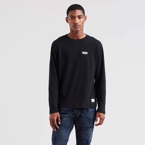Levi's - Áo thun nam Ls Regular Men Levis LS-0000