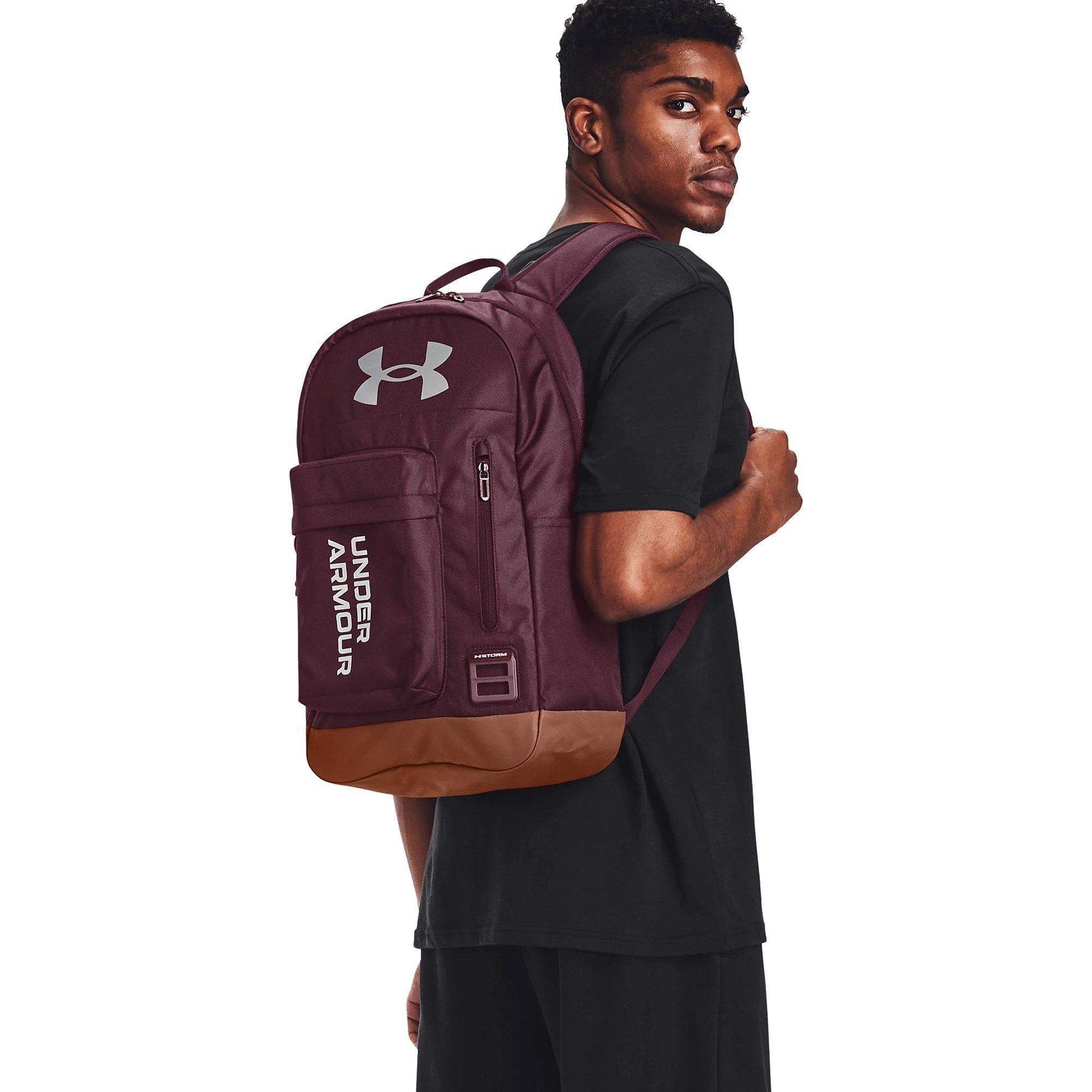 Under Armour - Ba lô Nam Nữ Bags Halftime Backpack Training SS21-1362