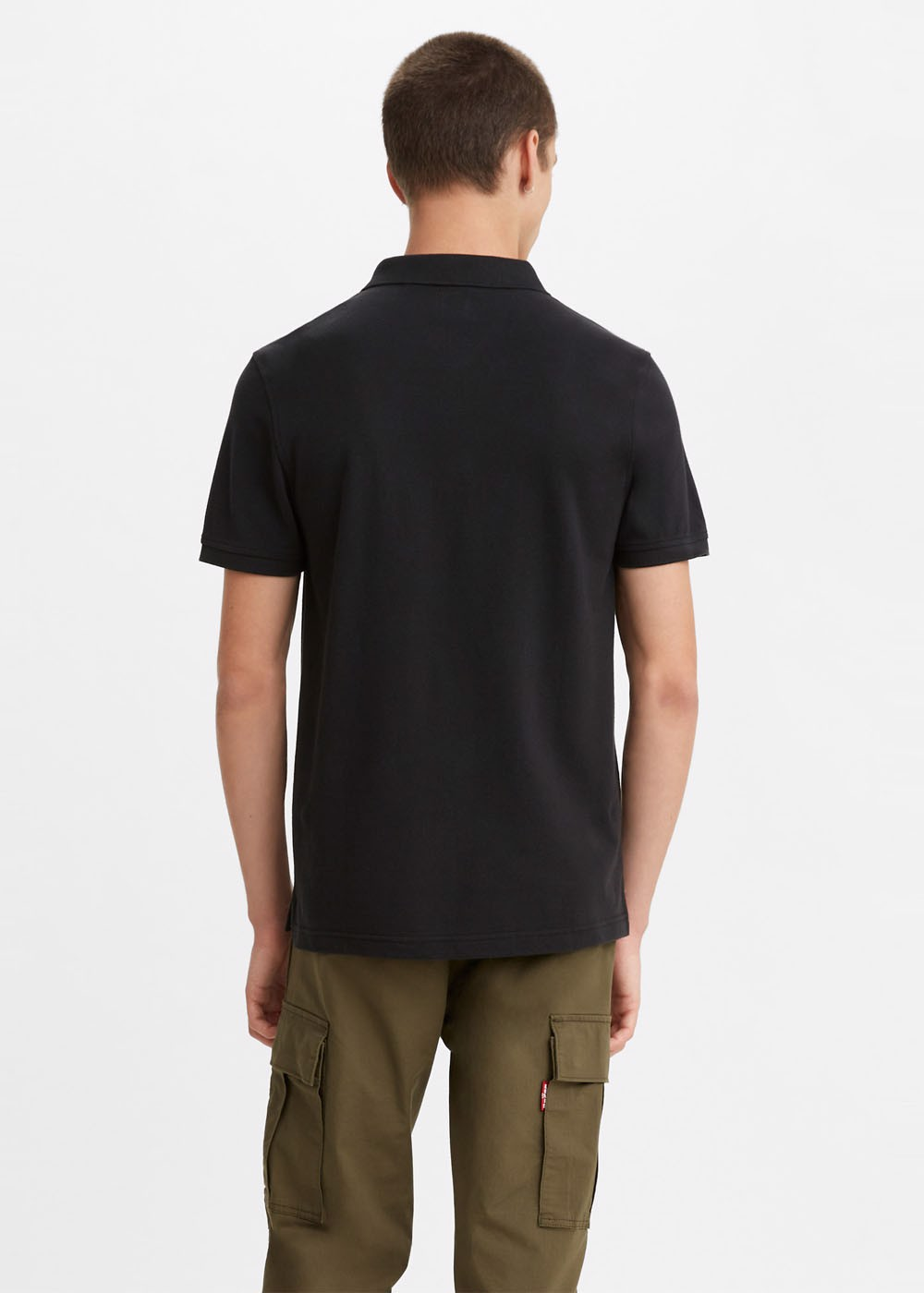 Levi's - Áo thun polo nam Regular Men Levis SS-0007