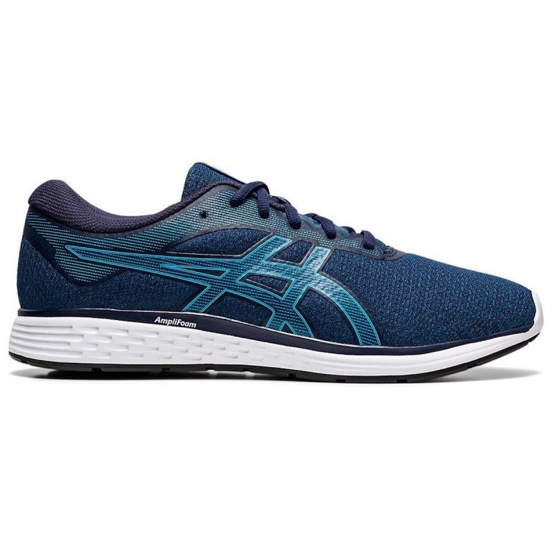 Asics - Giày chạy bộ Nam Pattriot 11 Twist Men Running Shoes 1011A.400