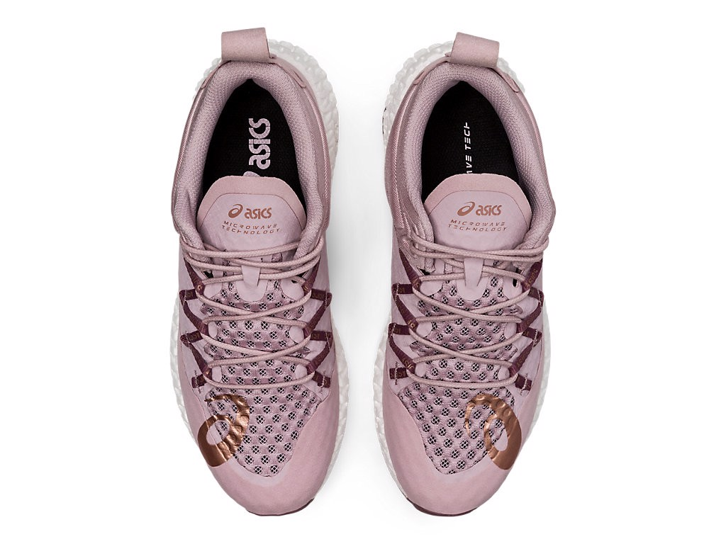 Asics - Giày chạy bộ Nữ Microplux Sneaker Shoes 1022A.700